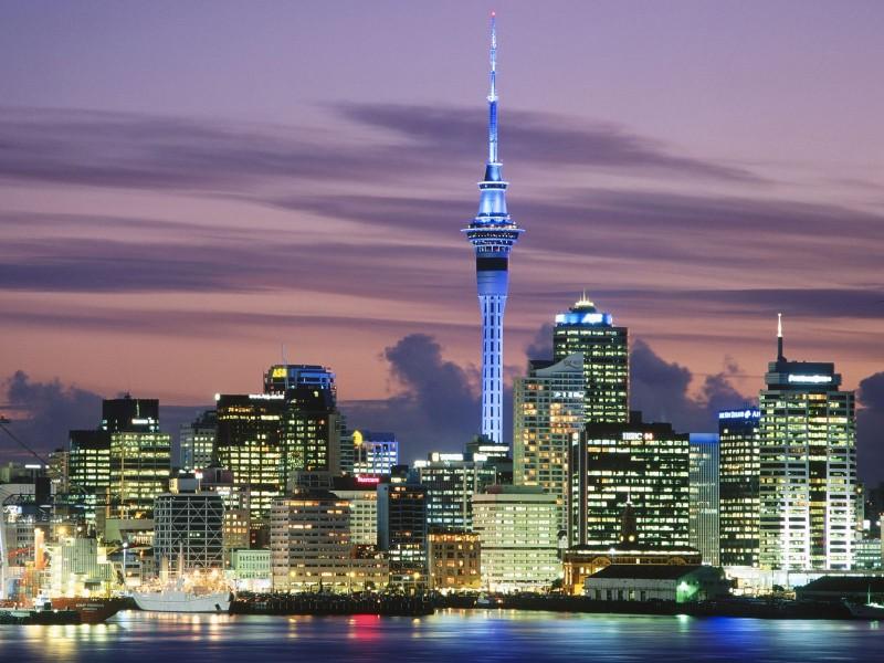 Top 4 địa điểm du lịch hấp dẫn ở New Zealand