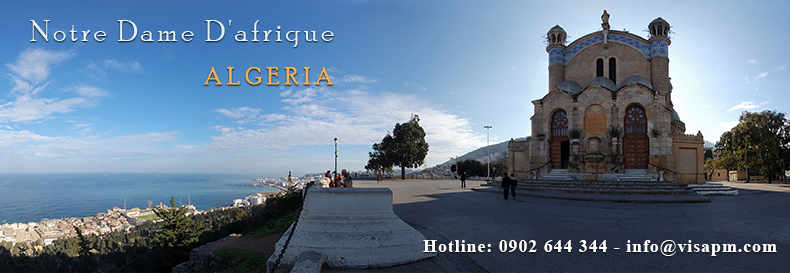 visa algeria du lịch, visa algeria du lich