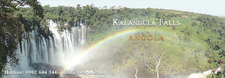 visa angola du lịch, visa angola du lich