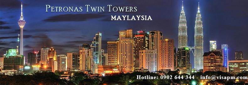 visa malaysia du lịch, visa malaysia du lich