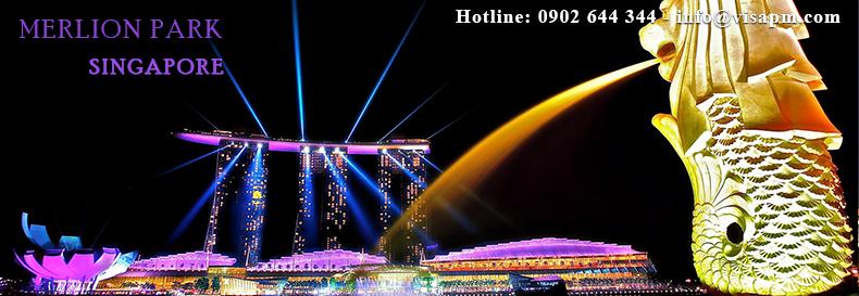 visa singapore du lịch, visa singgapore du lich