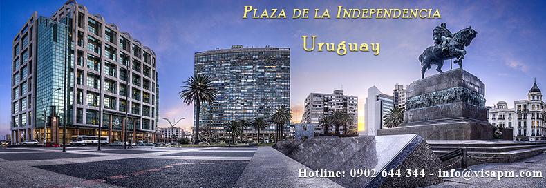 visa uruguay du lịch, visa uruguay du lich