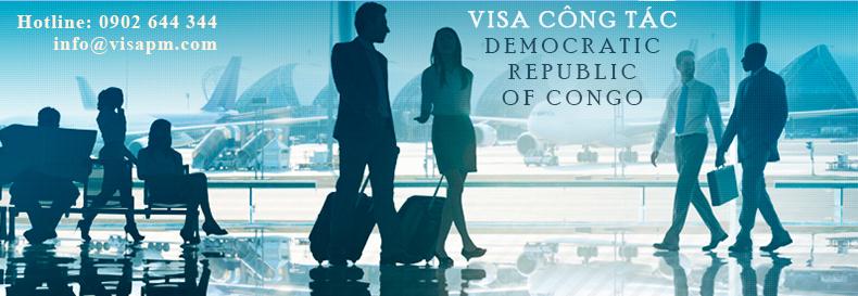 visa cộng hòa congo công tác, visa cong hoa congo cong tac