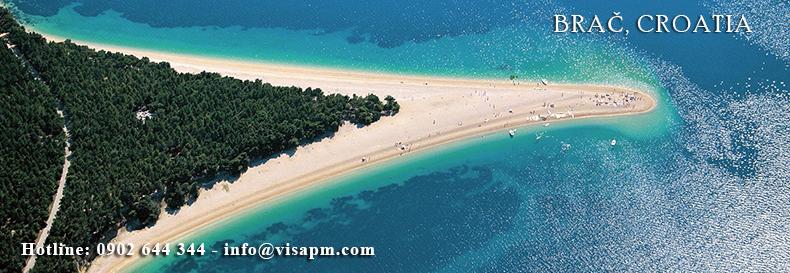 visa croatia du lịch, visa croatia du lich